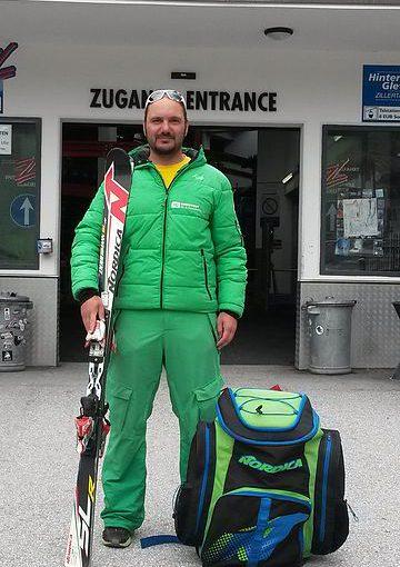 Προπονητής Ski & Snowport Manager Αλέξανδρος Παπαϊωάννου