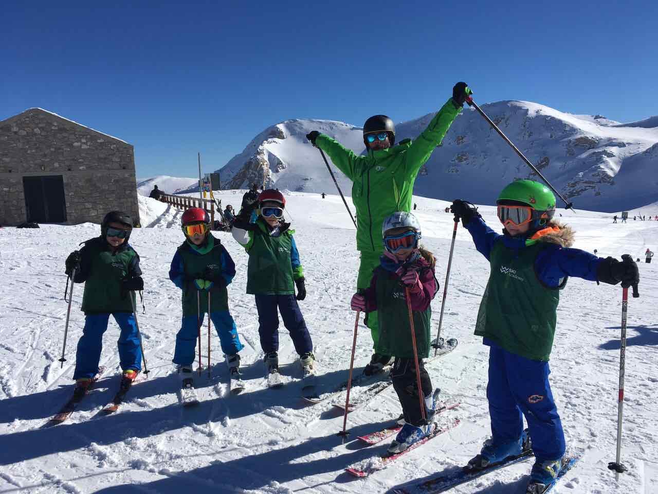 95387c357c0 Τα τμήματά μας - Πρόγραμμα Ακαδημίας Σκι | Snowport