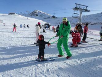 Μαθαίνοντας Σκι